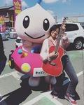 JU東京のゆるキャラ、キャピクルの曲を作りました。